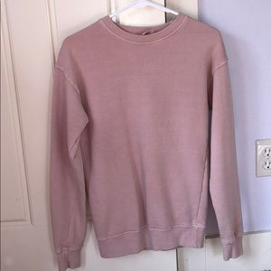 Light Pink crew neck from Forever 21